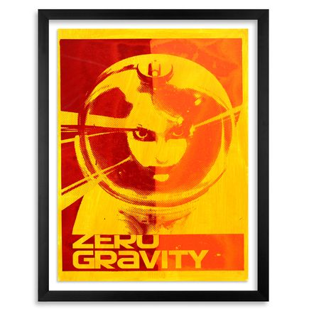 Camilo Pardo Art Print - Zero Gravity 26