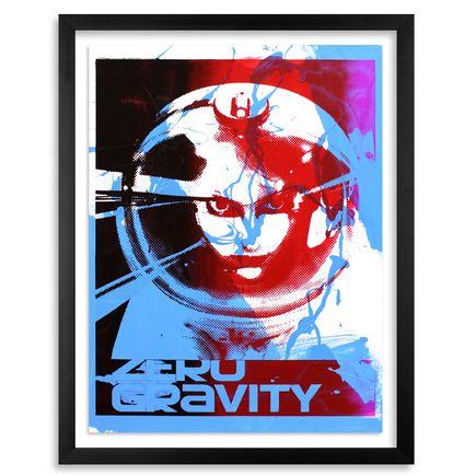 Camilo Pardo Art Print - Zero Gravity 27