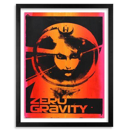 Camilo Pardo Art Print - Zero Gravity 29