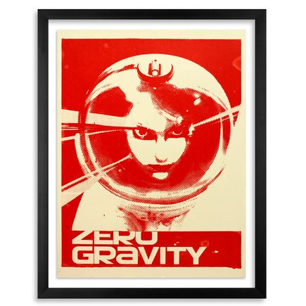 Camilo Pardo Art Print - Zero Gravity 30