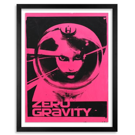 Camilo Pardo Art Print - Zero Gravity 37