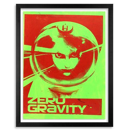 Camilo Pardo Art Print - Zero Gravity 38
