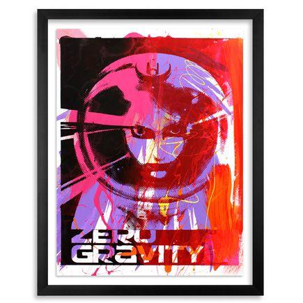 Camilo Pardo Art Print - Zero Gravity 39