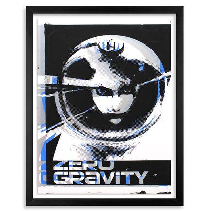 Camilo Pardo Art Print - Zero Gravity 40
