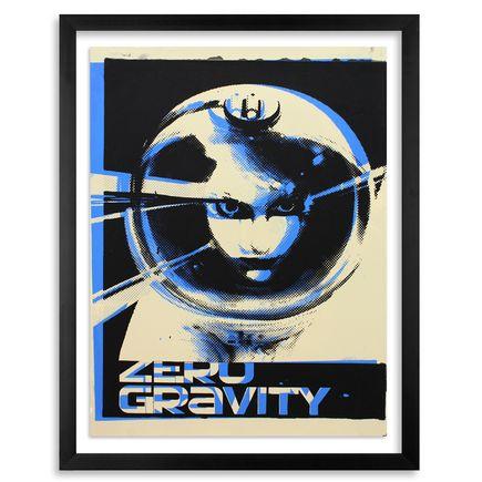 Camilo Pardo Art Print - Zero Gravity 41
