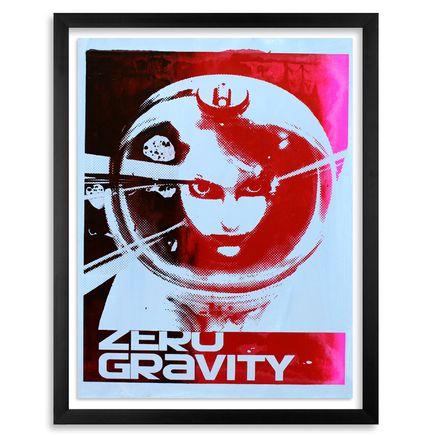 Camilo Pardo Art Print - Zero Gravity 43