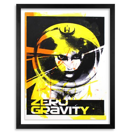 Camilo Pardo Art Print - Zero Gravity 44