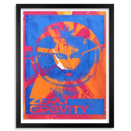 Camilo Pardo Art Print - Zero Gravity 45