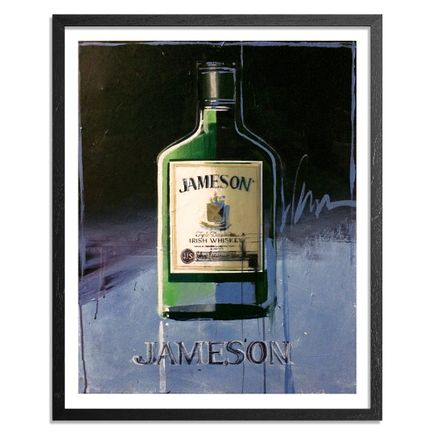 Camilo Pardo Art Print - Jameson - Limited Edition Prints