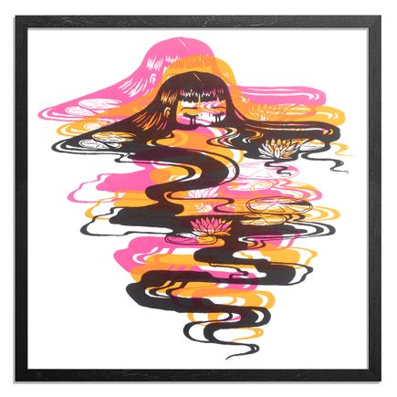 Caroline Caldwell Art Print - Sink Into It - Printer's Selects