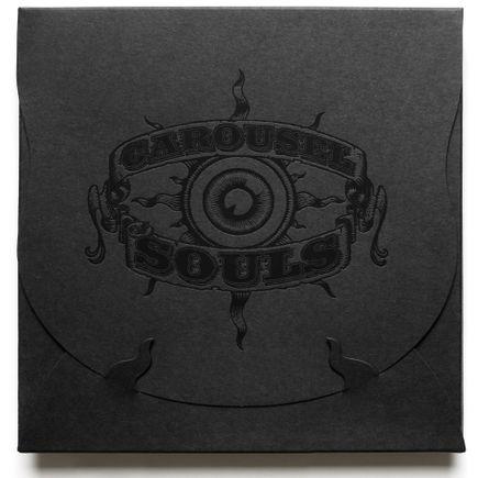 Glenn Barr Art Print - Carousel of Souls - Print Set