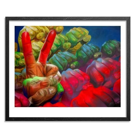 Case Maclaim Art Print - Power Of Movement