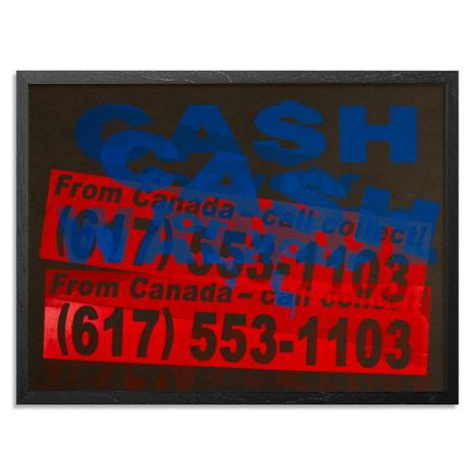 Cash For Your Warhol Art Print - CFYW Call Collect - Printer Select 2/5