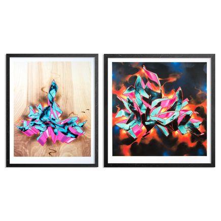 Ces Art Print - Morning Wood + Wishing - 2-Prints Set