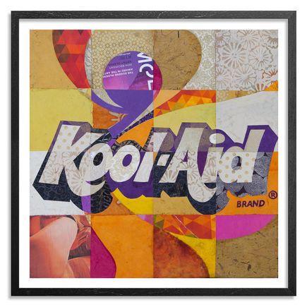 Cey Adams Art Print - Kool-Aid