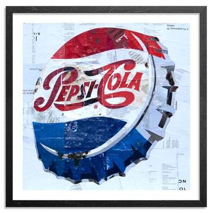 Cey Adams Art Print - Pepsi