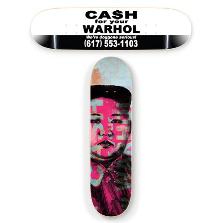 Cash For Your Warhol Art Print - 2-Deck Set - Cash For Your Warhol