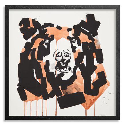 Chad Hasegawa Art Print - Rayne - Brown Edition