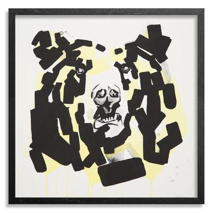 Chad Hasegawa Art Print - Rayne - Yellow Edition