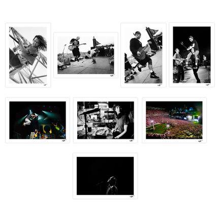 Charles Peterson Art Print - Complete 7-Print Set - Pearl Jam