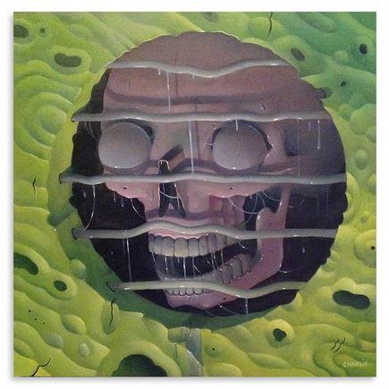 Charlie Immer Original Art - Peeper