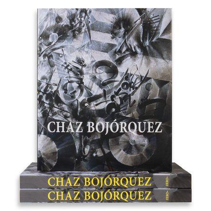 Chaz Bojorquez Book - Chaz Bojorquez - Artist Book