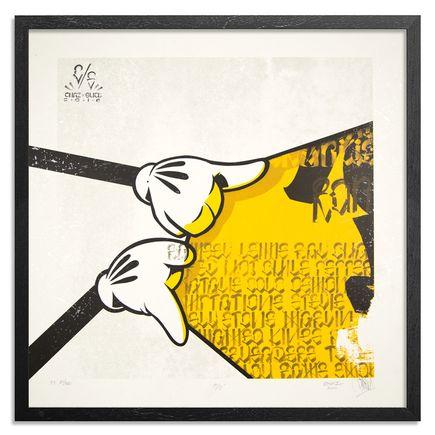 Slick x Chaz Bojorquez Art Print - C/S I