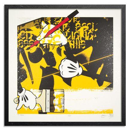 Slick x Chaz Bojorquez Art Print - C/S II
