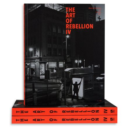 Christian Hundertmark Book - The Art of Rebellion IV