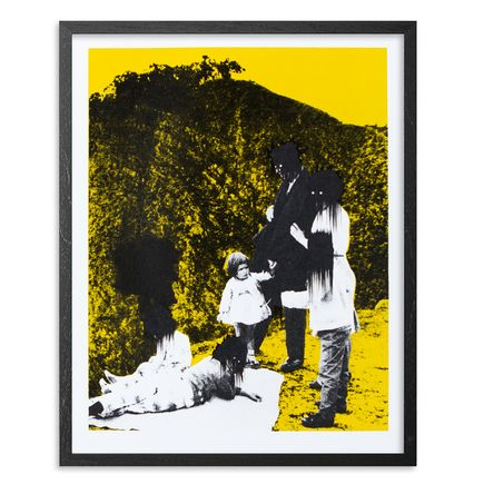 Ciler Art Print - Mala Influencia - Yellow Edition