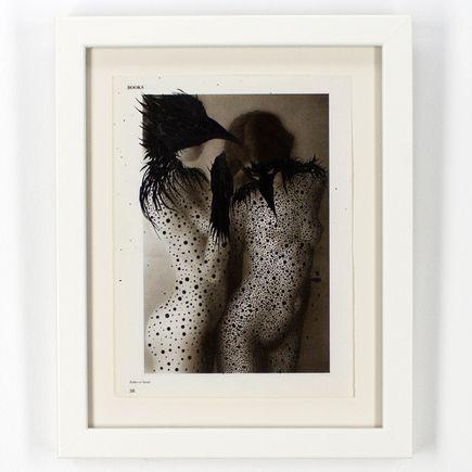 Ciler Original Art - Pajaras Lesbicas
