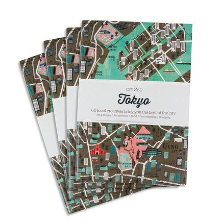 Victionary Book - CITIX60: Tokyo