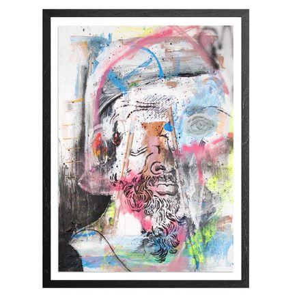 Brett Amory, Derek Weisberg, Lucien Shapiro, Shaun Roberts Original Art - Conversatin 4 A