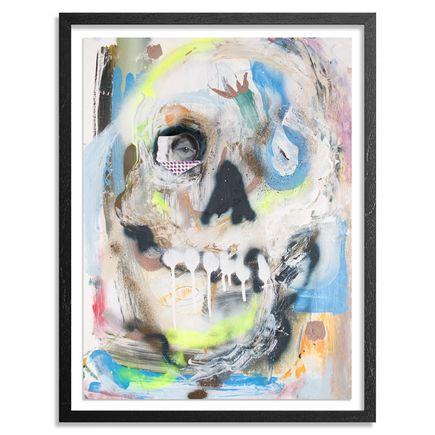 Brett Amory, Derek Weisberg, Lucien Shapiro, Shaun Roberts Original Art - Conversatin 4 B