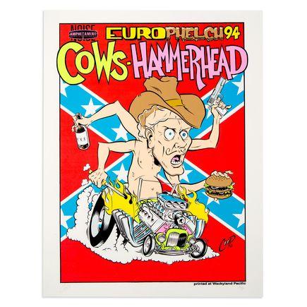 Coop Art - Cows-Hammerhead - Euro Phelch Tour 1994