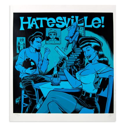 Coop Art - Hatesville