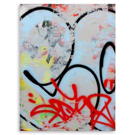 Cope2 Original Art - Detroit Series 10 - Original Painting