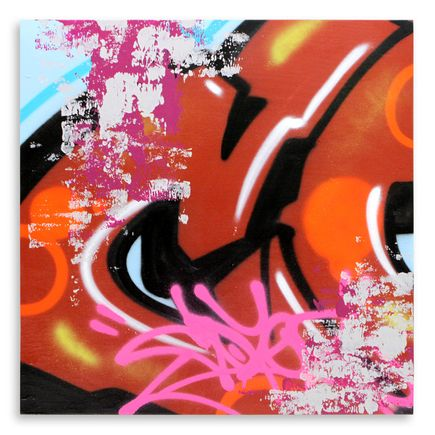Cope2 Original Art - Detroit Series 15 - Original Painting