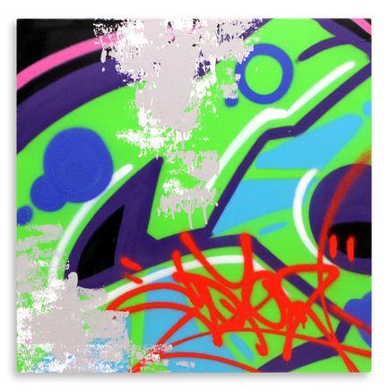 Cope2 Original Art - Detroit Series 16 - Original Painting