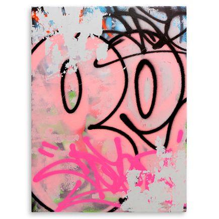 Cope2 Original Art - Detroit Series 11 - Original Painting