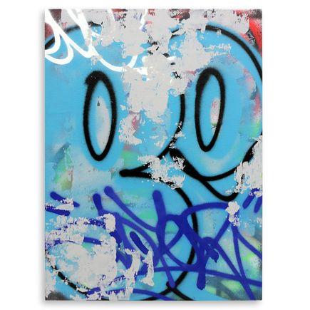 Cope2 Original Art - Detroit Series 8 - Original Painting