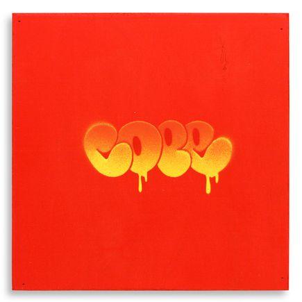 Cope2 Original Art - Detroit Stencil Series 11