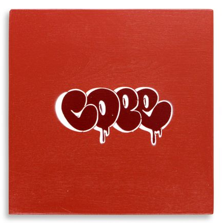 Cope2 Original Art - Detroit Stencil Series 12