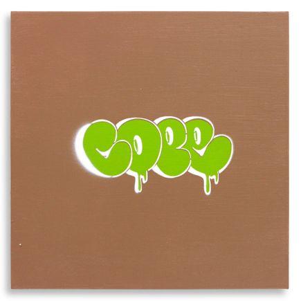 Cope2 Original Art - Detroit Stencil Series 7