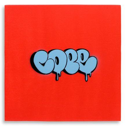 Cope2 Original Art - Detroit Stencil Series 19