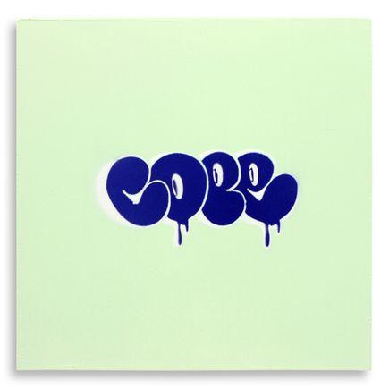 Cope2 Original Art - Detroit Stencil Series 18