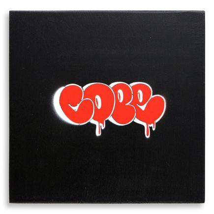 Cope2 Original Art - Detroit Stencil Series 17