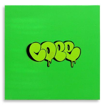 Cope2 Original Art - Detroit Stencil Series 13