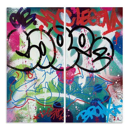 Cope2 Art - Graffiti Style I