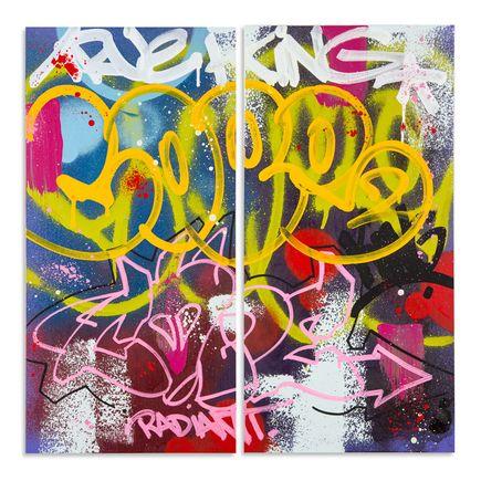 Cope2 Art - Graffiti Style II